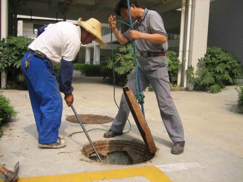 下水道常见堵塞原因和疏通方法
